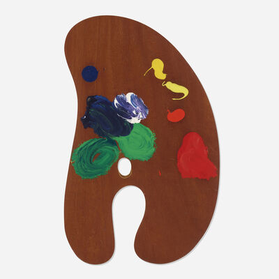 Jim Dine, 'Palette IV (from Four Palettes)', 1969