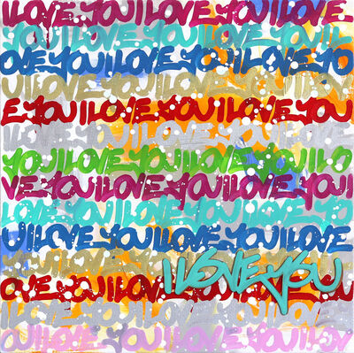 Amber Goldhammer, 'Wave of my Love', 2020