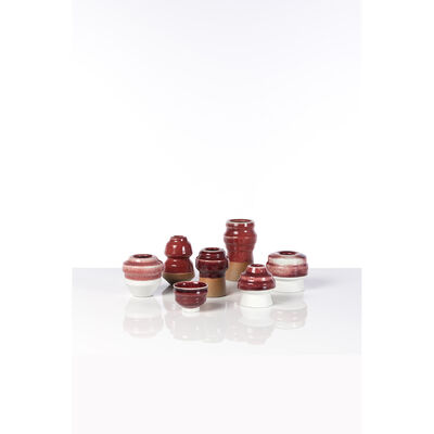 Martin Schlotz, 'Set of 7 vases', 2006