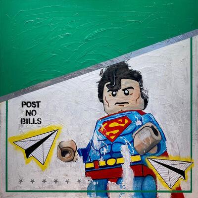 Guy Stanley Philoche, 'LEGO Wonder Woman', 2020
