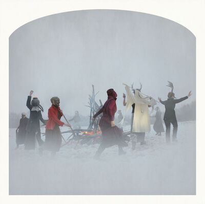 Kahn & Selesnick, 'Witch's Rave', 2011