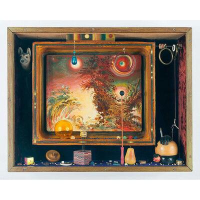Wayne Nowack, 'View Through the Game Room Window', 1969