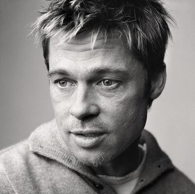 Martin Schoeller, 'Brad Pitt', 2006
