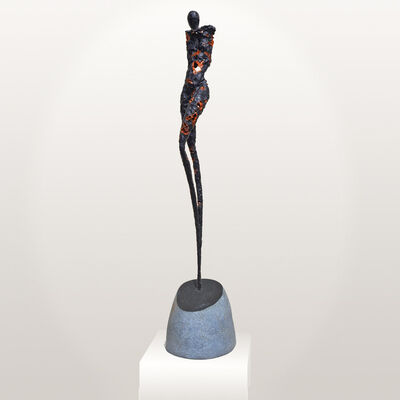 Mary Pat Wallen, 'Well poised', 2018
