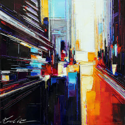 Leslie Berthet Laval, 'Urban City III', 2019