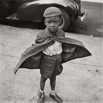 Jerome Liebling, 'Butterfly Boy, New York City', 1949