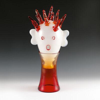 Kiki Kogelnik, 'Celestial Head', 1996