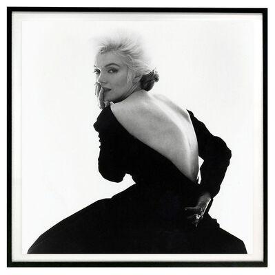 Bert Stern, 'Marilyn Monroe – Dior Dress from The Last Sitting', 1962