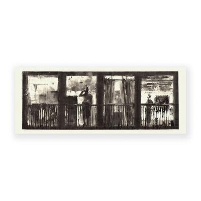 Gonzalo Borondo, 'Insurrecta XII (Balcón I)', 2020