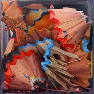 Javier Banegas, 'Shavings VII', 2015