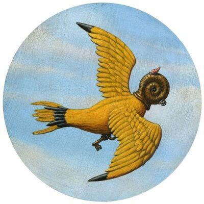 "Marc Burckhardt, 'Flock VI |  | 8""/20cm diameter l 1.500€', 2019"