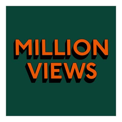 Tim Fishlock, 'MILLION VIEWS', 2019