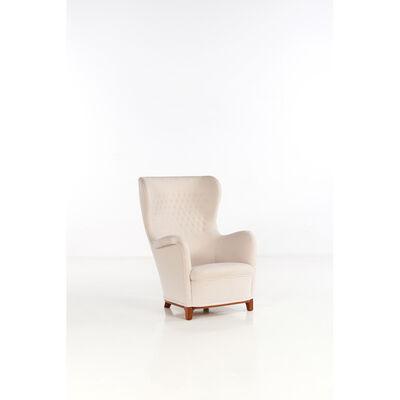 Carl Axel Acking, 'Wing Chair,  Armchair', near 1940