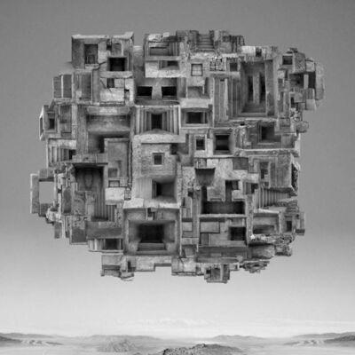 Jim Kazanjian, 'Untitled (Structure)', 2007