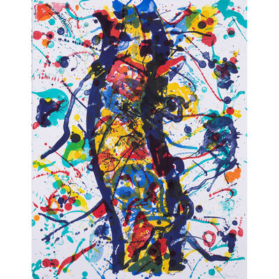 Sam Francis, 'SF-271', 1986