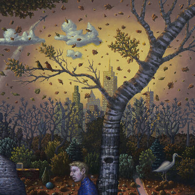 Robert D. Cocke, 'Park', 2014