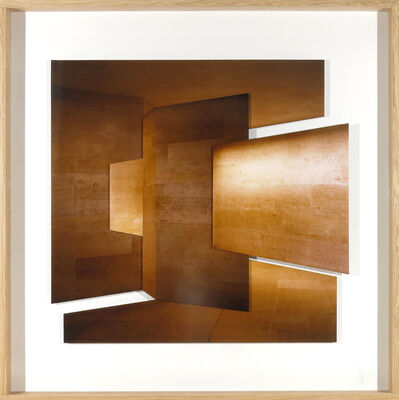 Patrik Grijalvo, 'The Louvre Museum, Paris', 2021