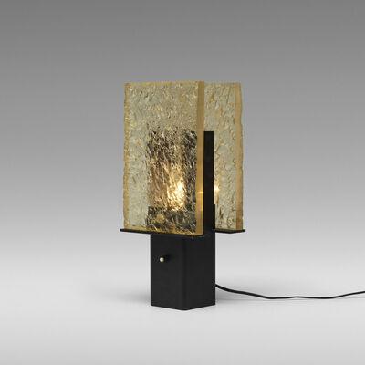 Serge Mouille, 'Dallux table lamp', 1963