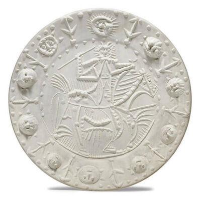 Pablo Picasso, 'Faune Cavalier (Cavalier Faun)', 1956