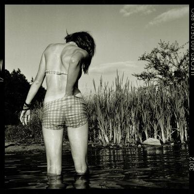 Vojtěch V. Sláma, 'Catherine In The Pond', 1998