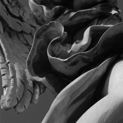 Hélène Binet, 'Levitation 06 - Ponte Sant'Angelo, Rome (Sculpture by Gian Lorenzo Bernini)', 2019