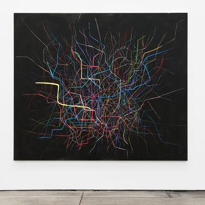 Chris Johanson, 'Passing #2', 2018