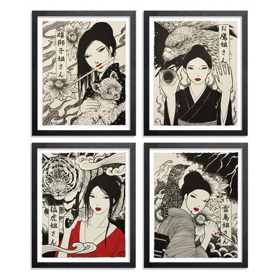 Yumiko Kayukawa, 'The Sisters Series', 2017