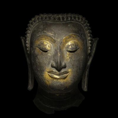 Jean-Baptiste Huynh, 'GUIMET - Tête de Buddha', 2017