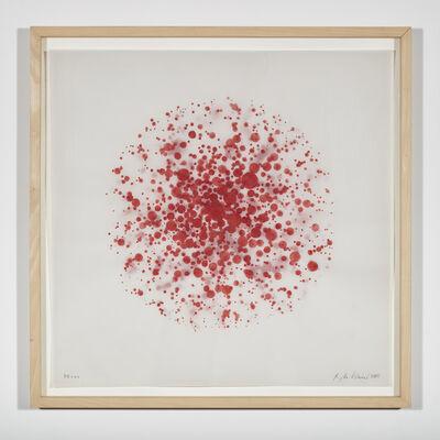 Birgitta Weimer, 'Morphogenesis sketch', 2005