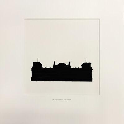 Edwin Monsalve, 'Sin título (Parlamentos-Alemania)', 2020