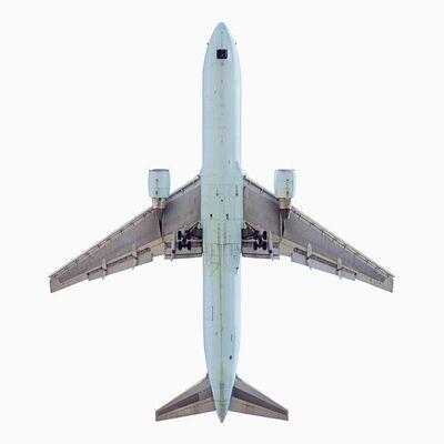 Jeffrey Milstein, 'Air Canada Boeing 767-300', 2011