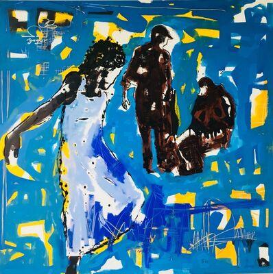 Yagor, 'Épines dans les pieds ', 2018