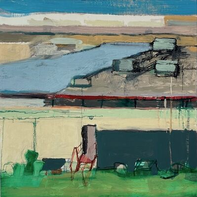 Stephanie Franks, 'Across the Creek', 2021