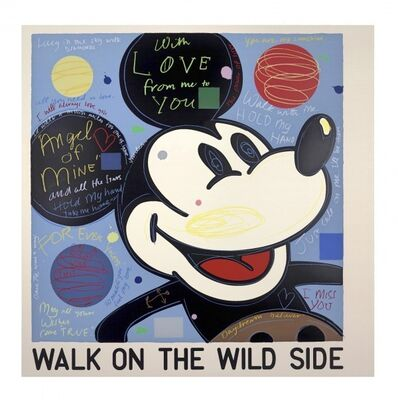 David Spiller, 'With Love (Mickey)', 2016