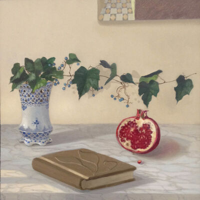 Barbara Kassel, 'Pomegranate and Porcelain Berries', 2011
