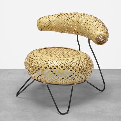 Isamu Noguchi, 'Bamboo Basket Chair', 1950