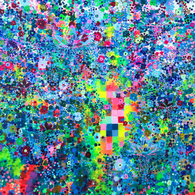 Fabio Bianco, 'LOADING SEASCAPE,WATER LIGHT AND FLOWERS IMAGE   ', 2020
