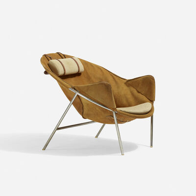 Erik Ole Jorgensen, 'lounge chair', 1953