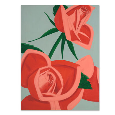 Alex Katz, 'Rose Bud', 2019