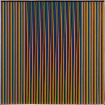 Carlos Cruz-Diez, 'Physichromie DDC 1', 1981