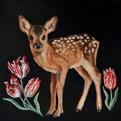 Robin Hextrum, 'Baby Deer', 2020