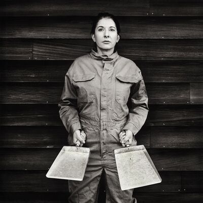 Marina Abramović, 'The Cleaner', 2017