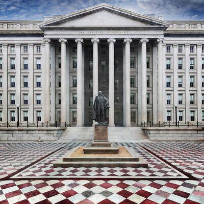 Sangbin Im, 'The Treasury Department', 2015
