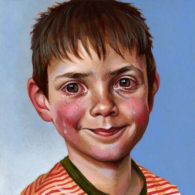 Timothy Cummings, 'Portrait #1', 2020