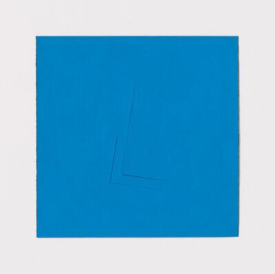 Stephen Antonakos, 'Untitled Cut, JU#2', 1978