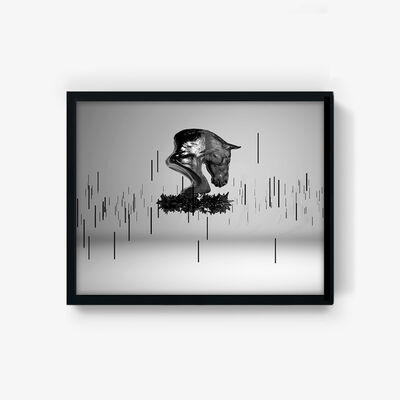 Auberon Kuo, 'H-Mono', 2019