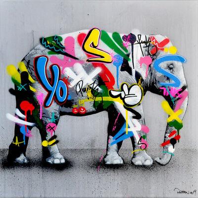 Martin Whatson, 'Elephant', 2019