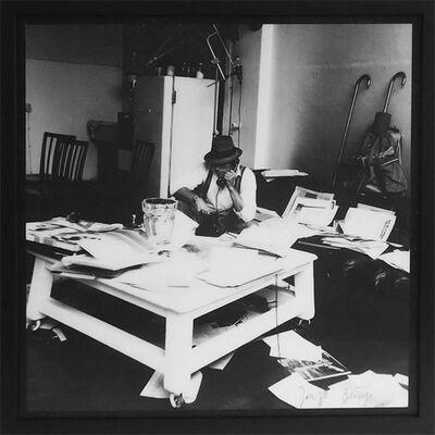 Joseph Beuys, 'Künstler in ihrem Atelier', 1979