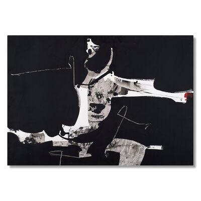 Manolo Millares, 'El picador', 1966