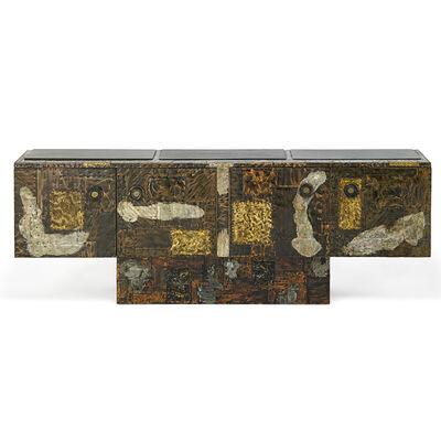 Paul Evans, 'Large Patchwork Cabinet, USA', 1960s